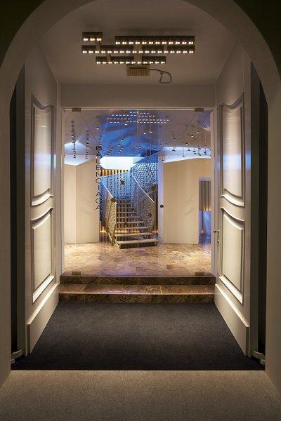 Landmark pour Balenciaga Milan