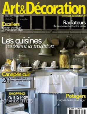 Landmark | presse | Art & Décoration 2011