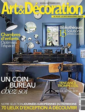 Landmark | presse | Art & Décoration 2013