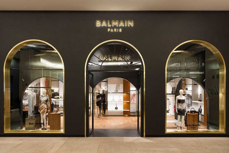 Landmark pour Balmain